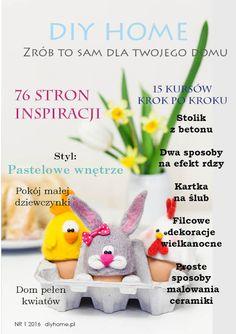 Nowy numer DIY HOME i słodycze (candy) do rozdania