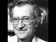 Noam Chomsky versus young conservative