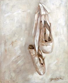 ballerina art | OC Designer Source Blog: Impressionist Ballet Art by Janina Pazdan
