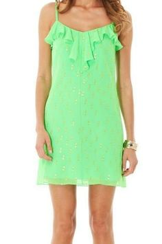 Lilly Pulitzer Gianna Strappy Dress @Gianna Famolare look!!!!!!!!