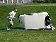 Wanna go for a golf cart ride?