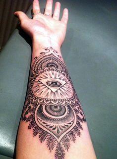 Geometric Tattoos Designs and Ideas (11)