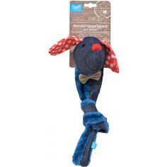 Lief! Unisex blaues Hundespielzeug Dackel mit Knoten Smurfs, Unisex, Pets, Fictional Characters, Doggies, Weiner Dogs, Knots, Cuddling, Xmas Presents