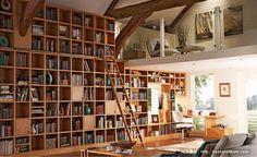 꿈의 서재, 이런 아름다운 책선반으로 꾸며보고 싶다::이야기캐는광부 스토리텔링연구소