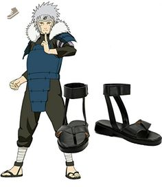 NARUTO Anime Senju Tobirama Cosplay Shoes Boots Custom Made -- To view further for this item, visit the image link. (This is an affiliate link and I receive a commission for the sales) Naruto Clothing, Diy Clothing, Naruto Costumes, Cosplay Costumes, Sneakers Fashion, Fashion Outfits, Cosplay Boots, Naruto Anime, Shoe Boots