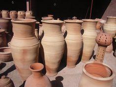 Sahara Pot € 64,77.- Container, Vase, Home Decor, Terracotta, Morocco, Decoration Home, Room Decor, Vases, Home Interior Design