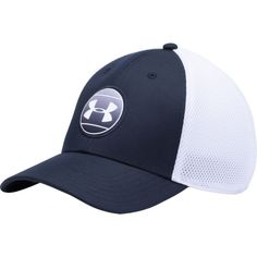 1a33087922c Under Armour Men s Mesh Stretch Fit Hat
