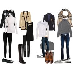 Winter Rush Casual Outfit Ideas