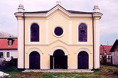 Synagogue in Spišské Podhradie