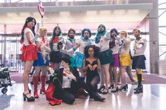 Sailor Moon  #ComicCon #NYCC2014 #ComicConNyc #Cosplay #SailorMoon