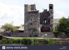 Black Castle, Norman castle, Leighlinbridge, Co. Carlow, Ireland