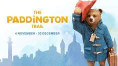 The Paddington Trail in London will feature 50 Paddington statues designed by celebrities such as Nicole Kidman, David Beckham and Benedict Cumberbatch
