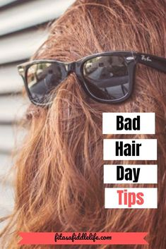 Frizzy Hair Management - Fit As A Fiddle Life