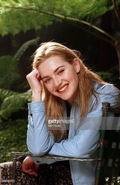 Kate Winslet is a rising star with her performance in the upcoming 'Sense and Sensibility.' Photo for faces to watch in '96 section early January .