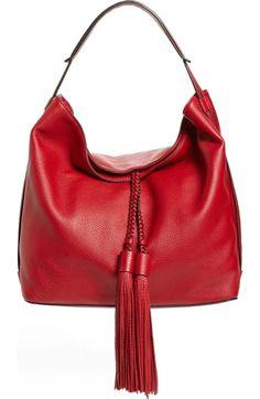 Main Image - Rebecca Minkoff 'Isobel' Tassel Leather Hobo