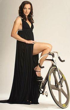 Victoria Pendleton (UK, track cyclist)
