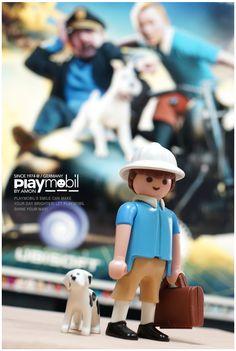 Playmobil Kuifje / photobyamon