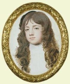 James Scott, Duke of Monmouth and Buccleuch, eldest son of Charles II and his mistress, Lucy Walter Uk History, British History, Catherine Of Braganza, House Of Stuart, Royal Monarchy, Early Modern Period, James Scott, Mary Queen Of Scots, Miniature Portraits