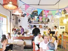 Shabby chic, eclectic style is all the trend in Buenos Aires