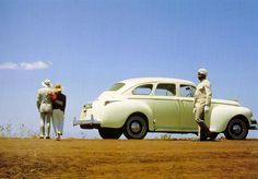 'Misfatto bianco' (1987); regia: Michael Radford. Titolo tedesco: 'Die letzten Tage in Kenya'