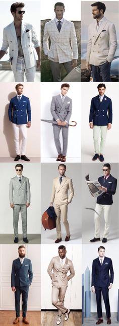 Men's Fashion - Men's Spring/Summer 2014 Fashion Trend:...