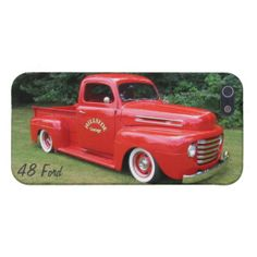 1948 Ford Truck Street Rod iPhone 5/5s Case