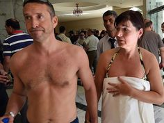 Tourists react in the Imperial hotel at the resort town of Sousse, a popular t Imperial Hotel, Bad News, Popular, Sousse, Popular Pins, Folk, Most Popular