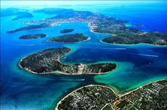 Visit Croatia � Beautiful Country at Adriatic Sea - National Park Kornati, Croatia