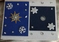 Double Snowflakes