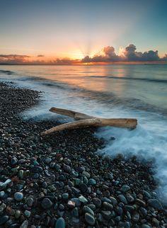 photo taken in Juana Diaz, Puerto Rico at sunrise.
