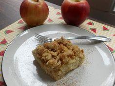 Hezzi-D's Books and Cooks: Cinnamon Apple Coffee Cake: The Secret Recipe Club