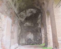 Andrea Aquilanti - Limes-Limen  - videoproiezione - Stadio Paladino - ROME - 2013 - post classici: la ripresa dell'antico nell' arte contemporanea