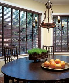 From budgetblinds.com faux wood blinds