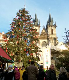 christmas in prague   Prague Christmas Market in Old Town Square