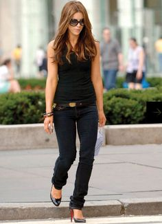 The Simply Luxurious Life®: Rules of Style – Kate Beckinsale