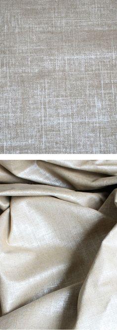 Tonic Living,Alchemy Linen, Zinc,55% Linen / 45% Rayon,Retro futon covers, retro fabric and pillows