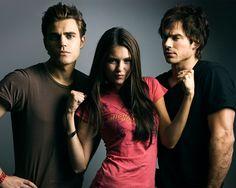 Vampire Diaries, la version chaste de True Blood.