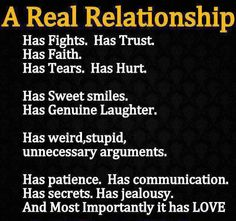 A true loving relationship has all of this and it's worth every up and down along the way Real Relationships, Relationship Advice, Relationship Pictures, Relationship Building, Perfect Relationship, Life Advice, Thing 1, Having Patience, Tumblr