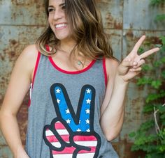 { stars stripes peace }