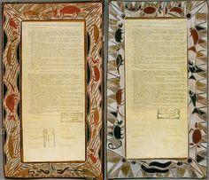 Cette semaine le NAIDOC (National Aboriginies and Islanders Day Observance Committee) fête jusqu'au 14 juillet le cinquantième anniversaire des pétitions sur écorce de Yirrkala.