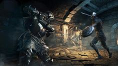 『ダークソウル3』武器固有アクションや新たな敵にロケーションなどを確認できるスクリーンショットとアートワークが公開!   ゲーム情報!ゲームのはなし