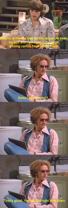 I love that 70's show