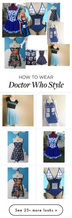 """Doctor WHO?????!!!!!!!!"" by gretchen-herzog on Polyvore"
