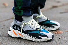 a815b8da1fd Adidas Yeezy 700 Wave Runner (US Size Condition is Pre-owned. Baskets YeezyDad  ShoesHype ...