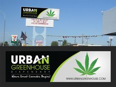 Design Street Sign for Medical Marijuana Dispensary! by jheniii