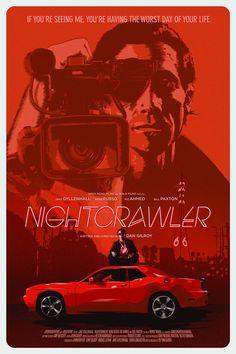 NIGHTCRAWLER by Adam Cockerton