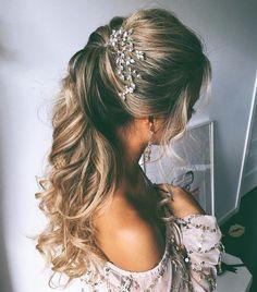 www.vanissima.hu - Wedding idea #bride #wedding #hairstyle