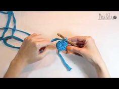 Puntos básicos para aprender crochet y ganchillo para principiantes