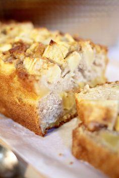 Chloé Délice: Cake aux pommes & à la cannelle