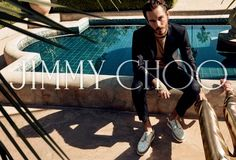 Jimmy Choo Captures California Glamour for Spring